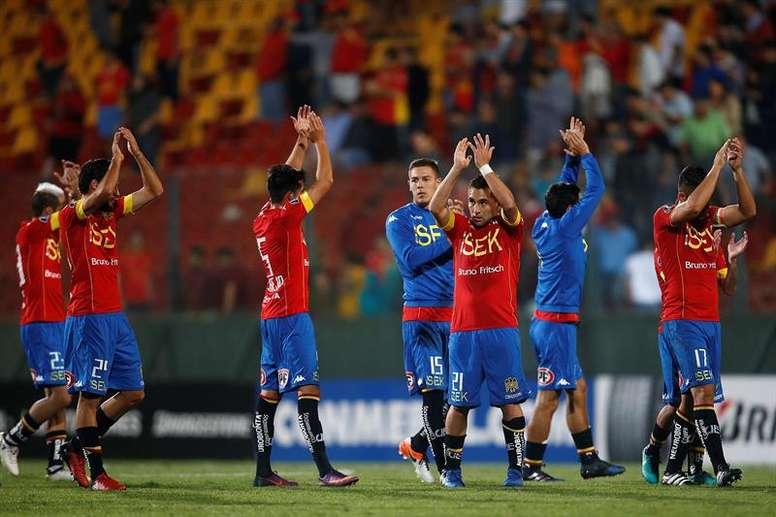 El conjunto 'hispano' se adjudicó la primera victoria de la temporada. EFE/Archivo