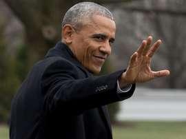 El ex presidente estadounidense Barack Obama ha sido invitado por el Darmstadt. EFE/Archivo