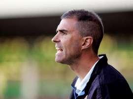 El entrenador contará con los tres juveniles en el filial. EFE/Archivo