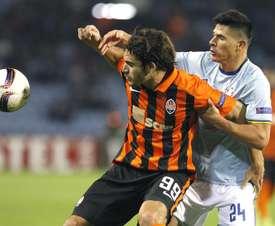 Gustavo Blanco reforzará al Málaga. EFE