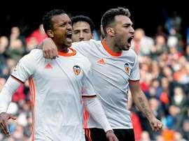Munir reviendra au Barça. EFE