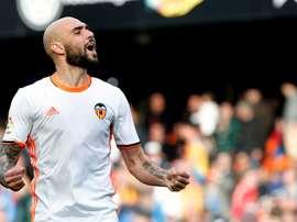 Zaza stunner hands title hope to Barcelona. AFP