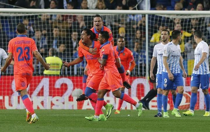 Mauricio Lemos pudo ir al Barça. EFE