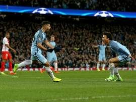 Manchester City veut renforcer ses troupes pour la prochaine saison. EFE