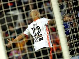 Simone Zaza has been on fine form for Valencia after an unfortunate Premier League spell. EFE