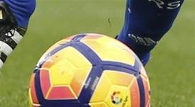 El dinero irá para clubes de Segunda B, Tercera, División de Honor y Liga Nacional Juvenil. EFE
