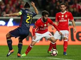 El conjunto portugués espera reforzarse la próxima temporada. EFE/Archivo