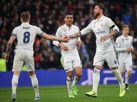 O Real Madrid será um dos protagonistas nesta janela de transferências. EFE/Arquivo