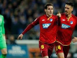 Rudy no convenció en el Bayern ni en el Schalke. EFE