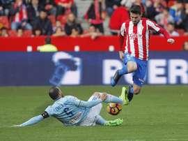 Accord de principe entre le Sporting de Gijón et Villarreal pour Moi Gómez. EFE