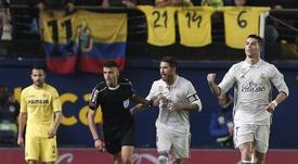 Real Madrid vira o placar e mantém a liderança do campeonato espanhol. Goal