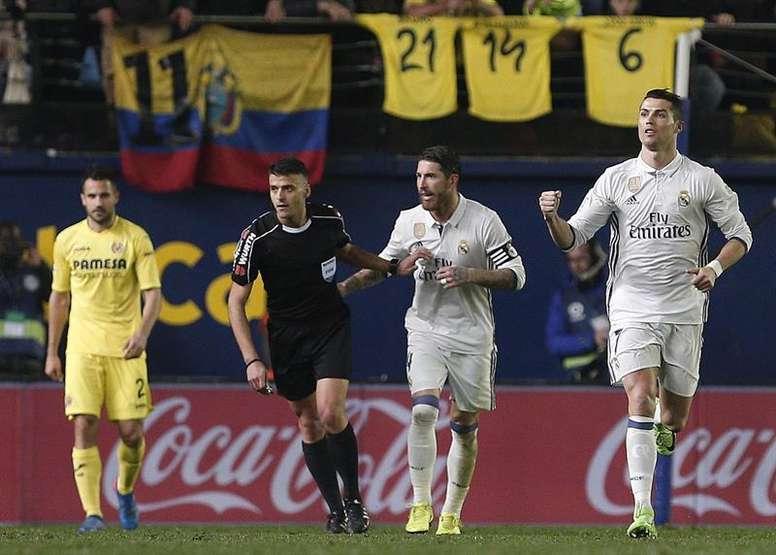 Le Real Madrid veut prouver qu'il faut toujours compter sur lui. EFE