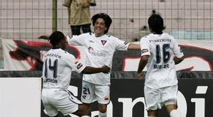 Será la décima participación de Liga de Quito en el torneo sudamericano. EFE/Archivo