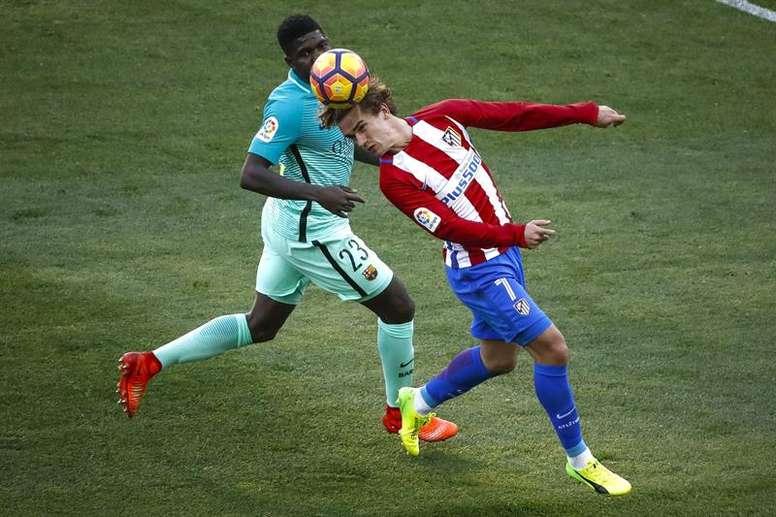 El Barça podría ser sancionado con dos ventanas sin fichar. EFE