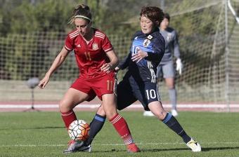 La Selección Española Femenina preparará las eliminatorias mundialistas de la UEFA. EFE