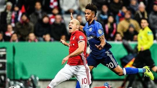 Schalke 04 não tolerará insultos. EFE