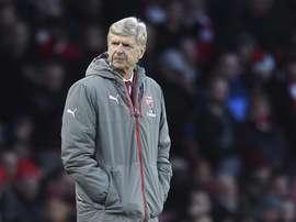 Dura derrota para o Arsenal de Wenger. EFE