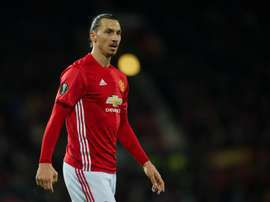 Ibrahimovic scored a penalty in the 93 minute.