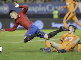 Berenguer quiere regresar a España. EFE