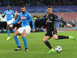 Albiol est content de la venue de Ronaldo en Serie A. EFE