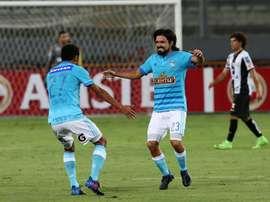 Sporting de Cristal goleó a Alianza. EFE
