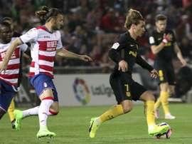 Gastón Silva es una de las novedades en la lista del Granada. EFE