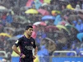 19 jogos depois, Barça volta a perder na liga espanhola. EFE