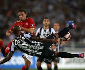 Botafogo ya tiene un nuevo objetivo. EFE
