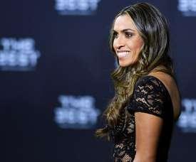 Marta ha obtenido la nacionalidad sueca según informa en su página web el Rosengard. EFE/Archivo