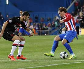 Dragovic podría dejar la Bundesliga. EFE