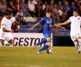 El uruguayo probará suerte en Italia. EFE