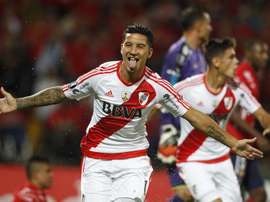Zenit snap up Driussi from River. EFE