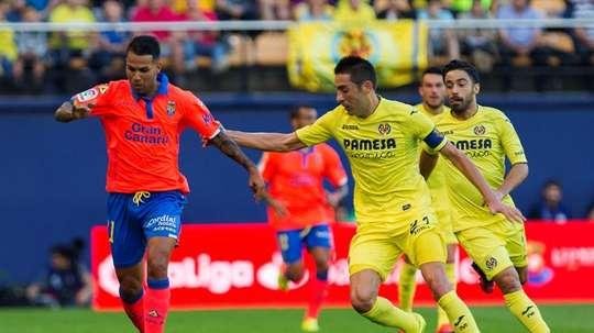 El Villarreal sigue esperando la recuperación de su capitán. EFE