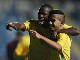 Brasil pasó por encima de la selección chilena. EFE
