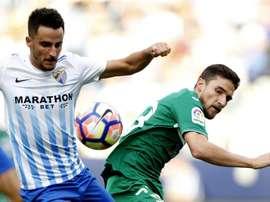 Juankar podría seguir en el Málaga. EFE