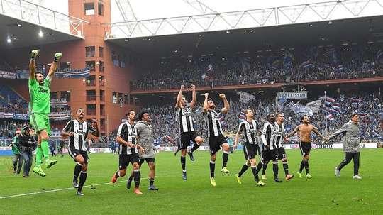 La Juventus tiene a un joven talento en el punto de mira. EFE/EPA