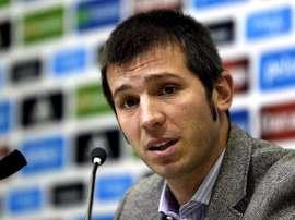 España se mide a Dinamarca en Murcia con la Eurocopa Sub 21 en el horizonte. EFE/Archivo