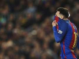 Vasiljevic com algum humor na véspera de defrontar o Barcelona para o campeonato. EFE