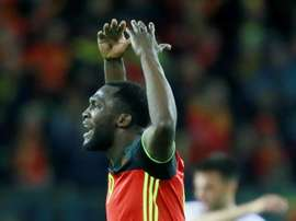 Bélgica ganó, pero sigue sin brillar. EFE