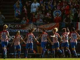 O Calderón recebeu a Liga Feminina. LaLiga