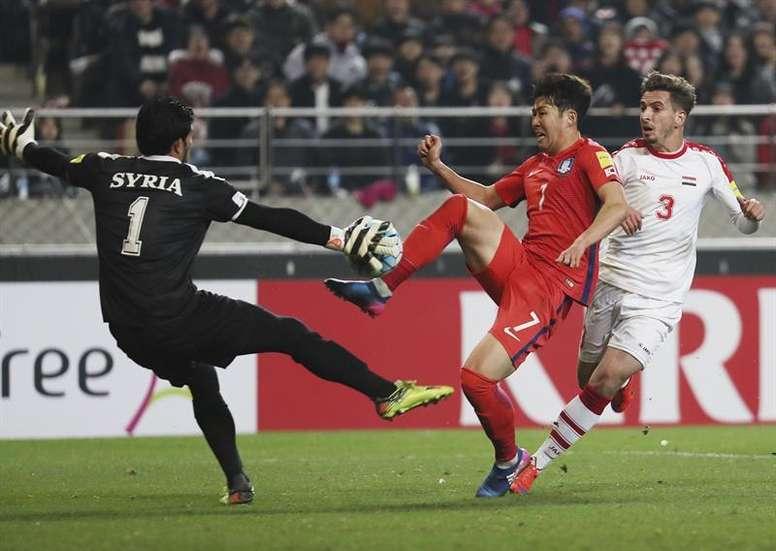 La Corée du Sud en 8es du Mondial U20 après avoir battu l'Argentine. EFE