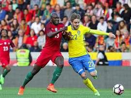 Danilo Pereira preferiu o FC Porto. EFE