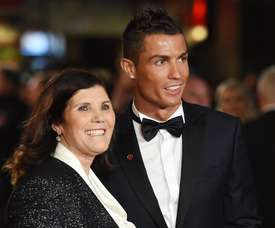 Cristiano's mother spoke of her son's sadness. EFE