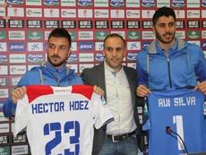 Héctor ya tiene el alta tras haber superado una contractura muscular. EFE/Archivo