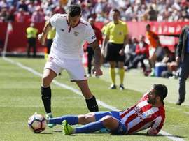 Sevilla drew at home against Sporting. EFE