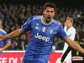 El central del Schalke se marchará cedido a la Juventus. EFE/Archivo