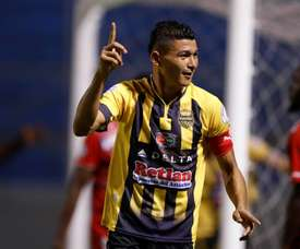 No hay quién frene a Real España en Honduras. EFE