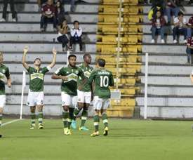 Portland Timbers defeated New York Red Bulls 2-0 on Friday. EFE/Archivo