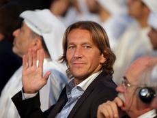 Salgado descarta que sea director deportivo en Gibraltar. EFE