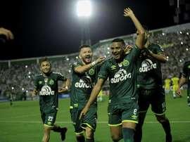 Le champion d'Amérique du Sud est devenu le meilleur club de l'année 2016. AFP